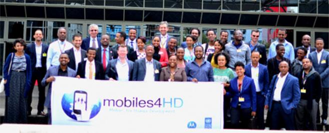 Mobiles for Human Development 2014